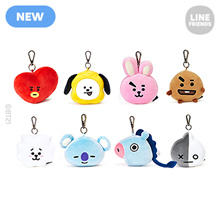 [LINE FRIENDS]BT21 KEY RING_FACE_10CM