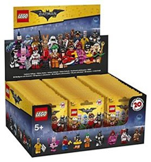 LEGO 71017 Batman Movie Minifigures Series 1 Full Box