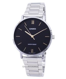 [CreationWatches]Casio Quartz MTP-VT01D-1B MTPVT01D-1B Analog Mens Watch