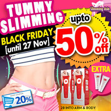 💖Twin packs offer Extra Gifts 💖2B Into Arm n Body!  Asia No.1 slimming gel 100ml★ Burn Fat
