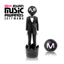 Mnet MPD Figure + M Speaker LIMITED EDITION