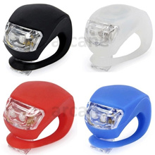 Bicycle / Bike Frog Light LED Froglight Headlight Rearlight Scooter Torch light 2 for $2!!!