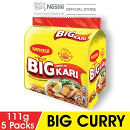 MAGGI 2-MINN Big Curry 5 Packs 111g