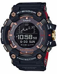 [Casio] CASIO Watch G - SHOCK G - Shock RANGEMAN 35th Anniversary Magma Ocean Solar Assist GPS Na...