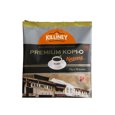 Premium Kopi-O Kosong (1 x 15g x 15 sachet)