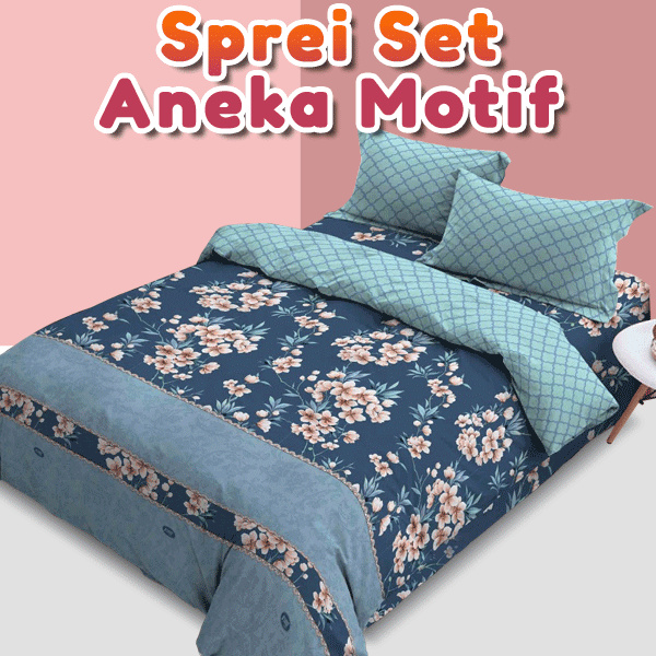 Sprei Kintakun DLuxe Uk. 180x200 Deals for only Rp92.500 instead of Rp92.500