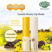 BUY 1 FREE 1!! Innisfree Canola Honey Lip Balm 🚚FREE SHIPPING