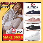 PremiumDaily Deal [SUPERGA] ☆MAKE $63.8 USE Qoo10 $12 coupon☆ /Sneakers  ♥Free gift♥ Best Italy Shoes/100%authentic/Velcro/COTU CLASSIC/AEREX CENTURY