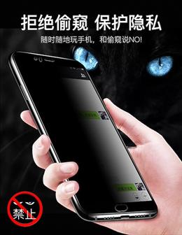 OnePlus 6/OnePlus 6T/OnePlus 5/OnePlus 5T Privacy Tempered Glass  24832