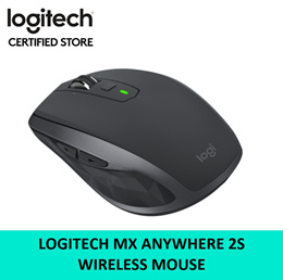 Logitech MX Anywhere 2S Wireless Mouse 1 Year Local Warranty 910-005156