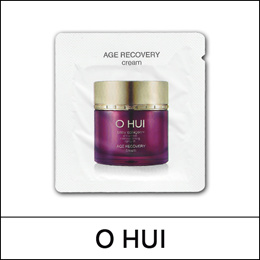 [O HUI] Ohui Age Recovery Cream Sample 1ml * 20ea(Total 20ml)