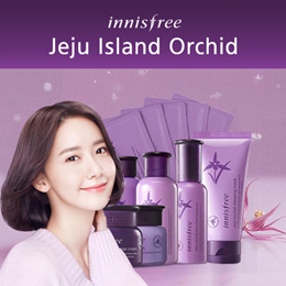 [innisfree]2018 Eco Hankie JEJU ORCHID ALL  ENRICHED CREAM 2018Jeju orchid enriched cream /TTBEAUTY