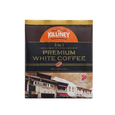 3-in-1 Premium White Coffee (1 x 40g x 15 sachet)