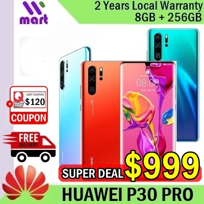 (Brand New Local Set) Huawei P30 Pro 8GB Deals for only RM3430.4 instead of RM4288