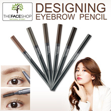 ★ The Face Shop ★  New Designing Eyebrow Pencil Eye Brow TheFaceShop faceshop
