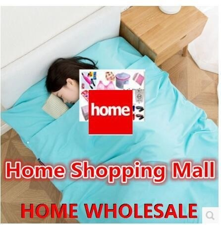 Portable travel off room adult sleeping bag outdoor products travel hotel hotel double bed linen Deals for only S$38.56 instead of S$0