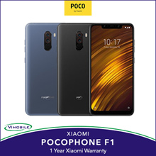 Pocophone F1 128GB | 1 Year XiaoMi Warranty
