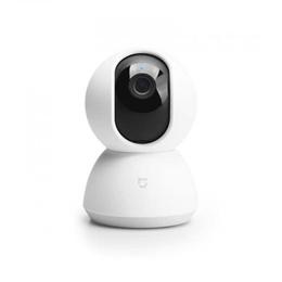 小米|米家智能摄像机 云台版 国际版|白色