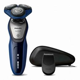 Smart Men s Philips S5600   12 AquaTouch Basah   Dry Multi Precision Alat  cukur listrik e8d8cc7fc0