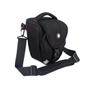 DSLR SLR Water-resistant Nylon Camera Bag Case with Rain Cover Quick  Release Buckle Shoulder c2eb9d59fecaa