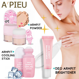 [APIEU] DEO ARMPIT BRIGHTENER 20g / COOLING STICK 65ml / POWDER 6g / Body Care / Deodorant / Korea