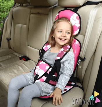 BA04 Portable Baby Children Safety Car Seat