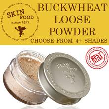 ★ Skin Food ★ BUCKWHEAT LOOSE POWDER / RICE SHIMMER POWDER 23g SKINFOOD