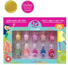 [Suncoat Girl] BESTSELLING KIDS NAIL POLISH Non-toxic Water-based Peelable Nail Polish for Children