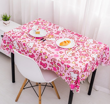 ❤ Hello Kitty Table Cloth Cover ❤ Home Decorations ❤ Coffee/ Dressing/ Dinning Table ❤ Anti Oil