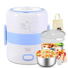 Lunch Box/Mini Rice Cooker/Pressure Cooker/Lunch Bag/Electric Lunch Box(SG Safety Mark plug)