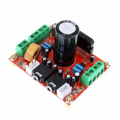 Qoo10 Dc 12v Tda7850 4x50w Car Audio Power Amplifier Board Module
