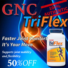 [FreeGifts][GNC Joint/Knee] Tri-flex/ Fast Acting/Glucosamine Chondroitin Exp2023