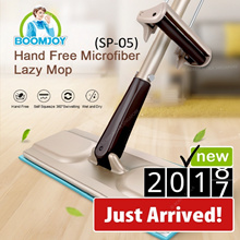 【Boomjoy Official】💥 BOOMJOY SP 05 NEW HAND FREE MOP 💥 KEEP HAND CLEAN💥