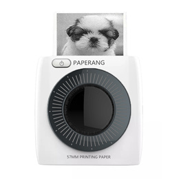 PAPERANG P2 Mini Portable Bluetooth Photo Printer Pocket HD Thermal Label Sticker Printer