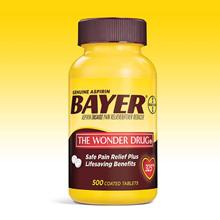 Bayer Aspirin 81mg / 325mg / US Shipping / ships same day