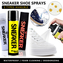 *Bestseller* Sneaker Waterproof Spray Excellent Shoe Protect Water Stain Repellent (300ml)