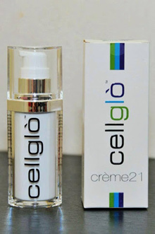 Creme 21 - 2 in 1 collagen cream for face  and body firming  HALAL