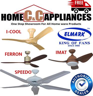 Elmark Speedo Ceiling Fan | I-Cool | IMAT | Ferron | Remote Control |