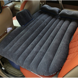 shop Large Size Durable Car Back Seat Cover Car Air Mattress Travel Bed Moisture-proof Inflatable Ma