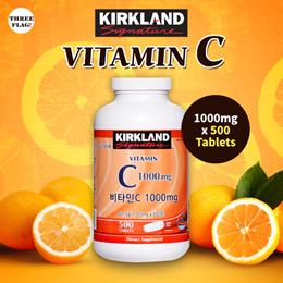 KIRKLAND Vitamin C 1000mg X 500T