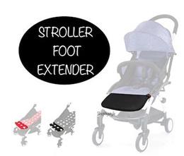 Stroller Leg Foot Rest Extension Extender for baby zen Yoyo Yoya Kiddopotamus Babythrone Babytime