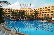 Harris Resort Waterfront Batam Package-Hotel Ferry Tickets Breakfast Return Transfer(Tour available)