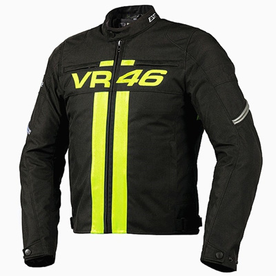 HOT Motorcycle Protective Gear Jacket Polyester Cotton VR46 Rossi MotoGP Off Road Racing Breathable