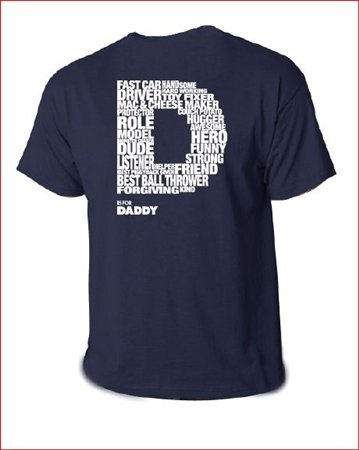 MY PURE DELIVERY Daddy T Shirt