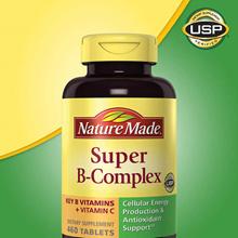 Nature Made Super B-Complex 460 Tablets