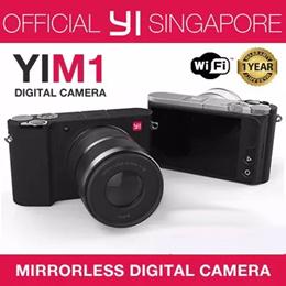 [Official XiaoYi SG] YI M1 Mirrorless Digital Camera with YI 12-40mm F3.5-5.6 Lens
