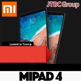MI Pad 4 / MI PAD 4 PLUS Tablet 64GB/128GB  WIFI / LTE / GOLD / BLACK / EXPORT WITH STORE WARRANTY