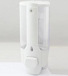 Dispenser Sabun Cair 1 Tabung - Tempat Sabun Cair - Rak Sabun Kamar Mandi