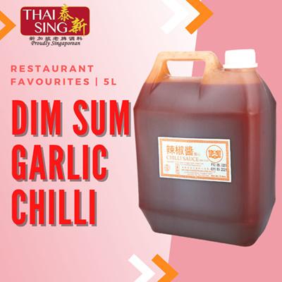 Dim Sum Garlic Chilli - 5L