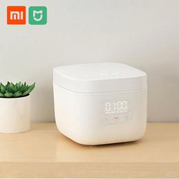 小米米家1.6L电饭锅厨房迷你电饭煲小型电饭煲智能预约led显示屏